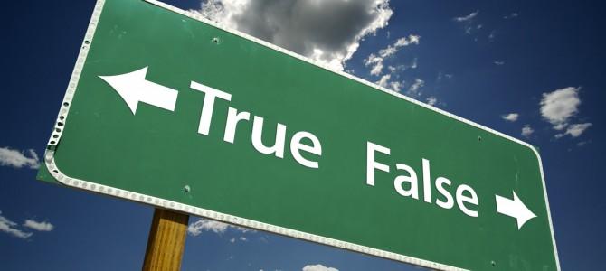 COME RITROVARE LA RETTA VIA: SAI CORREGGERE UNA FALSA STRADA?